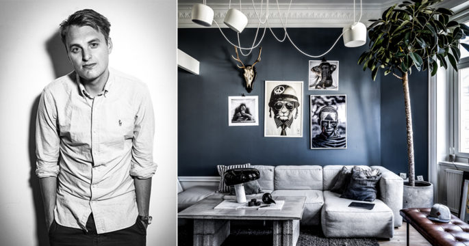 Henrik Nero: Så stylar du lägenheten inför visning
