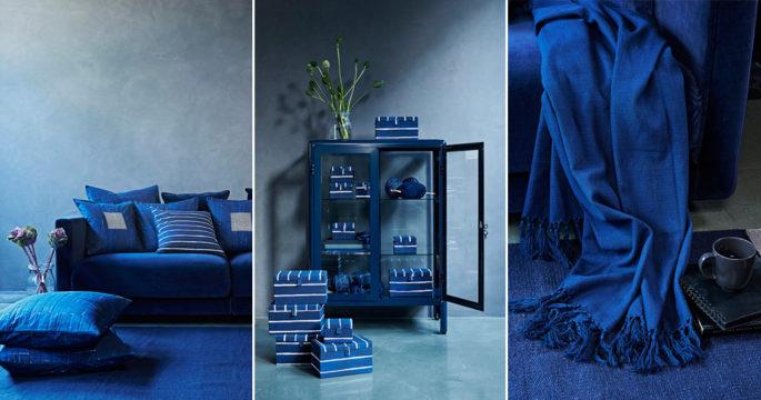 Ikea släpper ny tillfällig kollektion – med blå toner i fokus