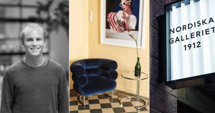 Här är Nordiska Galleriets nya satsning:
