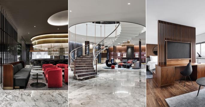 Ikoniska designhotellet i Köpenhamn har renoverats – titta in