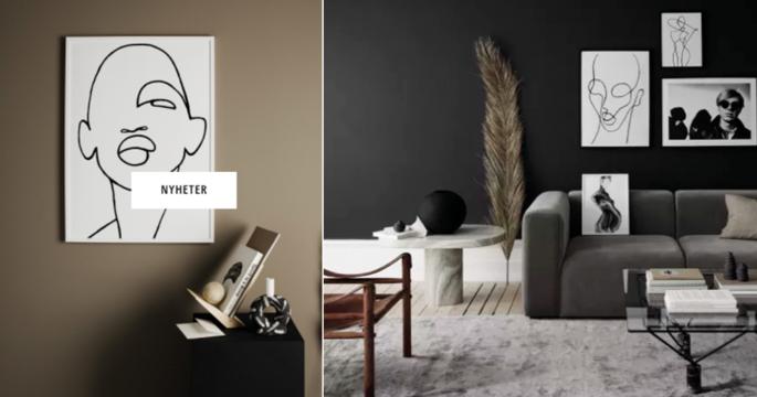De lanserar e-handel med inredning från skandinaviska designers