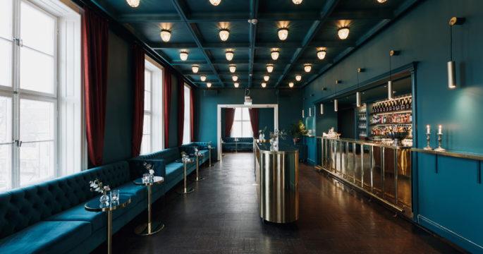 Södra teaterns champagnebar har fått ny interiör – se bilderna
