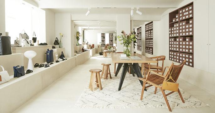 ATP Atelier öppnar konceptbutik på Södermalm