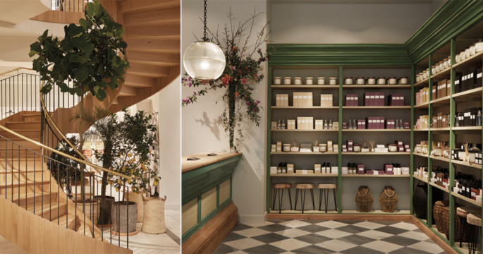Här öppnar Zara Home sin nya konceptbutik