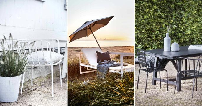 Spana in Jotex nya kollektion – för balkong och uterum