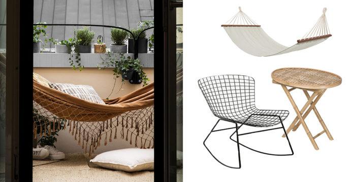 Shopping: 11 snygga budgetmöbler för balkongen