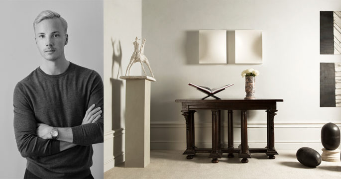 Residences bloggare Claes Dalén lanserar egna designföretaget Livrest