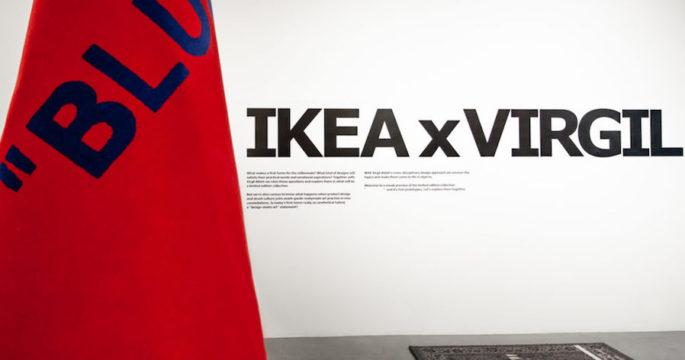 Smygkika in bakom kulisserna på Ikeas senaste modesamarbete