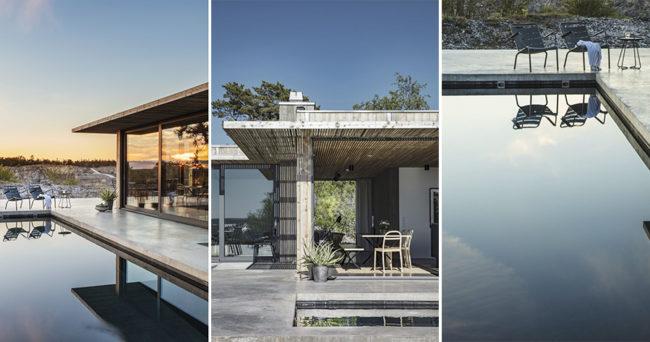 Sommarhem vi älskar: Arkitektritat Gotlandshem med magisk pool