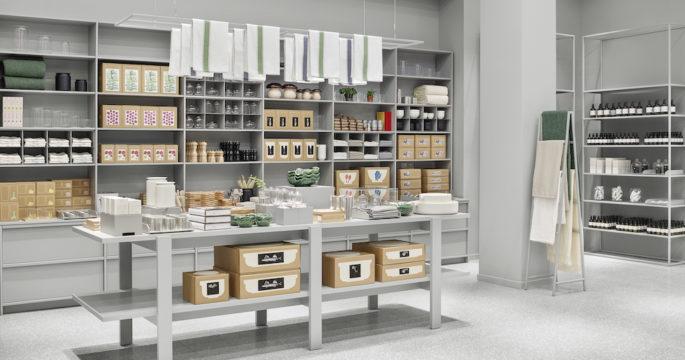 Här öppnar Arket sin andra svenska butik