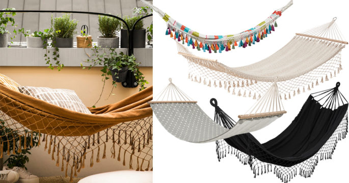 Shopping: 10 hängmattor för lata sommardagar