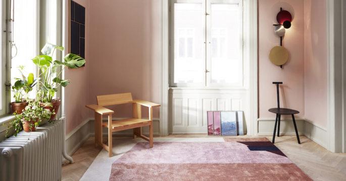 Spana in Kinfolks nya mattor – i samarbete med danskt designföretag