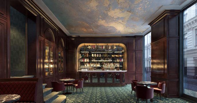 Här öppnar nya lyxhotellet – omgjort bankpalats med sex meter högt glastak