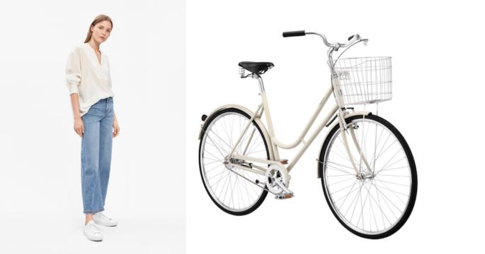 Filippa K släpper cykel tillsammans med Bike ID