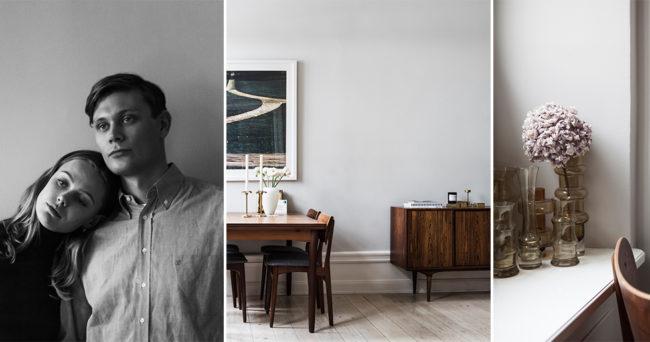 Titta in hemma hos supermodellen Frida Gustavsson och Marcel Engdahl
