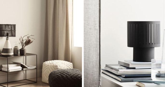 H&M Home utökar sitt sortiment – med möbler och lampor