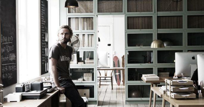 Hemma hos Kim Dolva – Köpenhamns Köksjesus