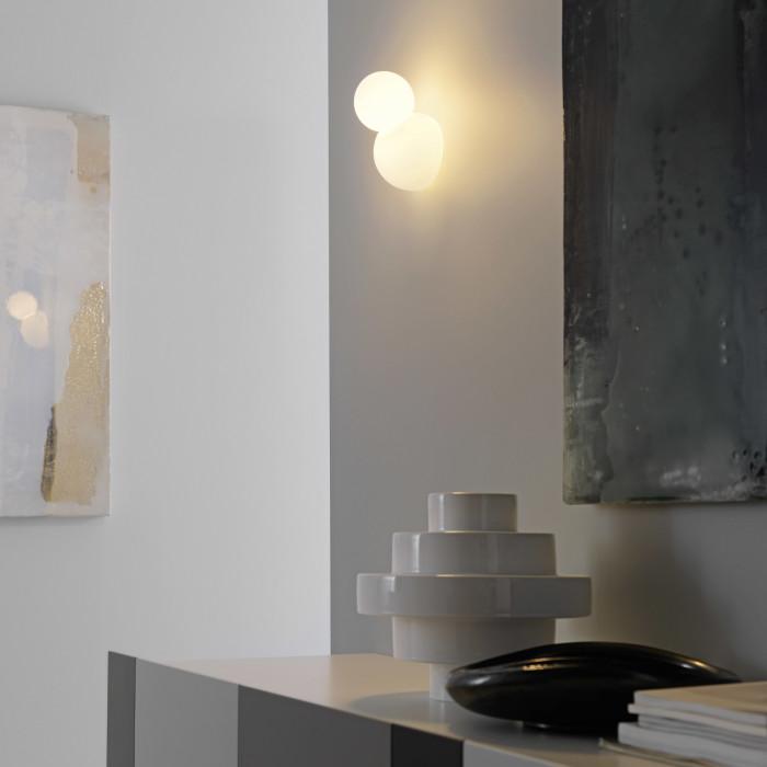 Bruco wall light designed by Vico Magistretti from Fontana Arte