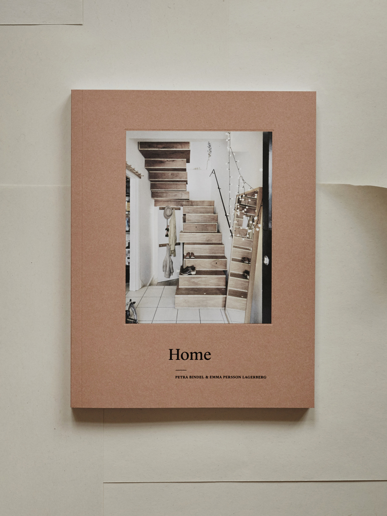 The book Home by Petra Bindel and Emma Persson Lagerberg.