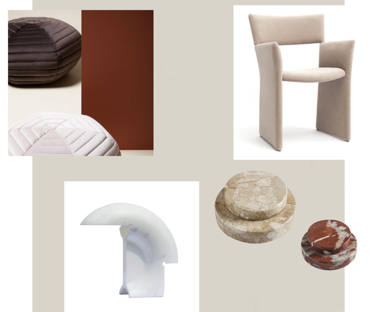 Några av mina favoriter från Stockholms möbelmässa.
