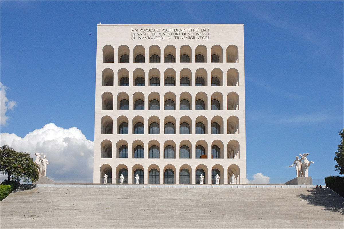 Fendi's huvudkontor i Rom