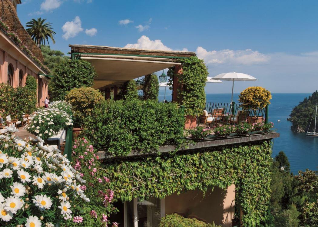 Otroliga hotellet Belmond Splendido i Portofino