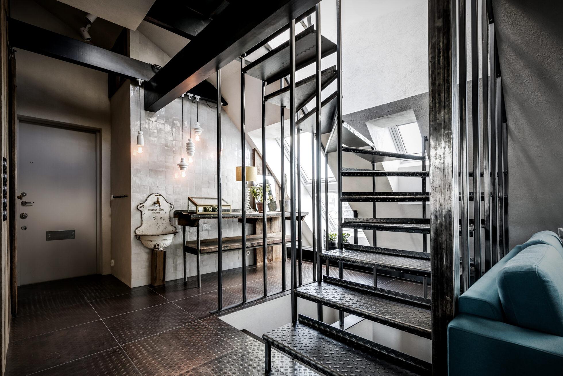 Kungsholmens pampigaste penthouse
