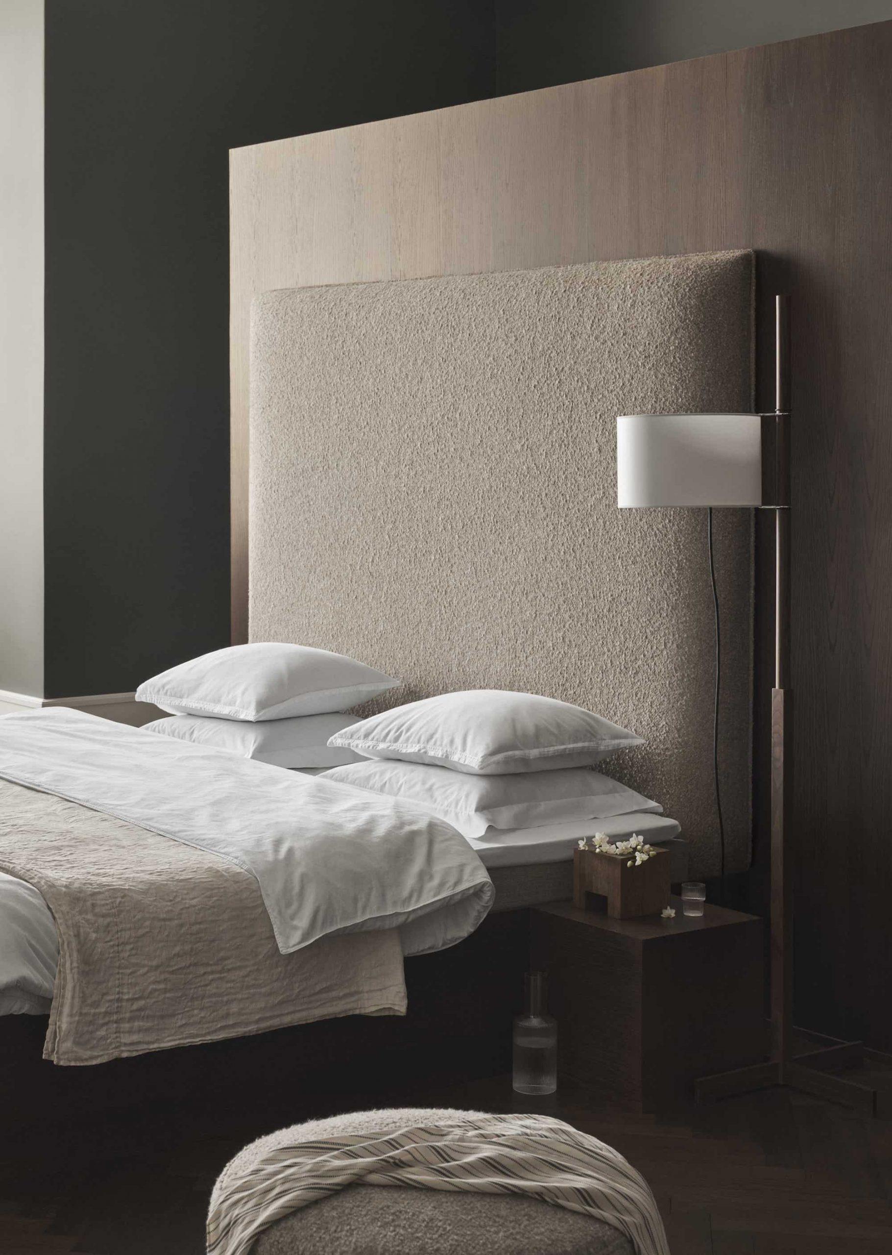 Sérénité - handgjorda sänggavlar